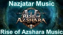 Nazjatar Music Patch 8 2 Battle for Azeroth Music