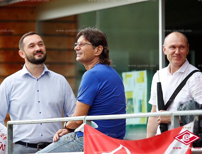 Наиль Измайлов, Леонид Федун и Сергей Родионов