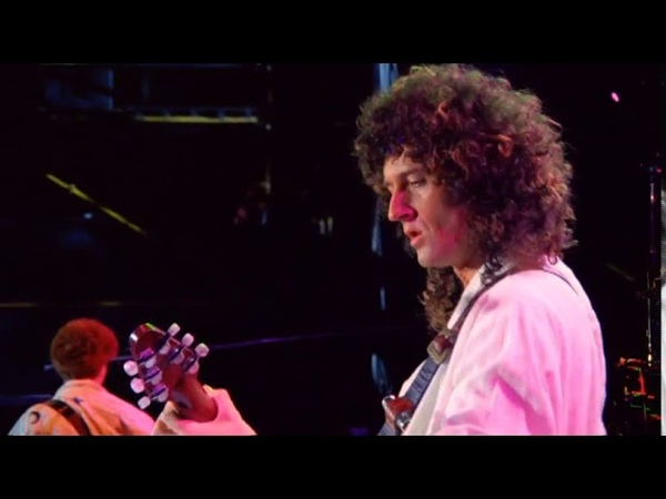 Queen Tie Your Mother Down Live in Budapest 1986