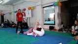 Турнир Fight and Roll Girs_4_05_2019_Gi_Синие_69_Петрова VS Павлова