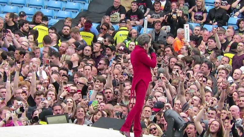 GHOST Live Etihad Stadium Manchester England 18.06.2019 Metallica support