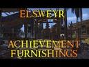 ESO Elsweyr Achievement Furnishings
