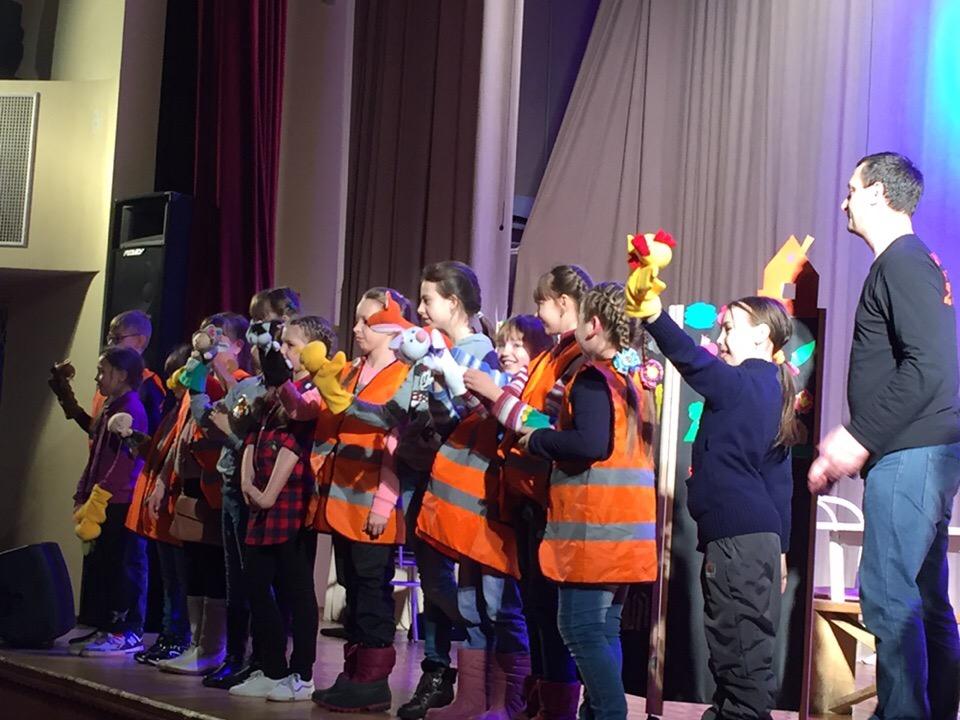 24 марта буевляне приняли участие в благотворительном фестивале «Система FEST», который прошёл во Дворце культуры.