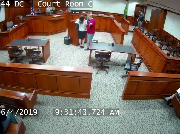 судья Nancy Carniak приговорила подсудимого к 3 месяцам тюрьмы чем несколько дезориентировала его и он ушел подумать Мичиган 04 06 19