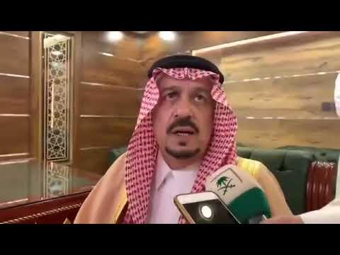 تعليق غاضب من أمير الرياض بشأن «المكاتب الخ