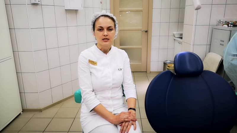 Вяткина Оксана Алексеевна - врач-стоматолог со стажем работы более 12 лет