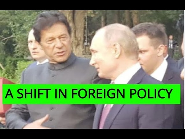 Imran Khans Recent Arrest Warrants Highlight Shift In Foreign Policy America to Russia
