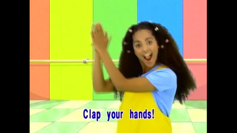 Zippy Dance and Sing turn around