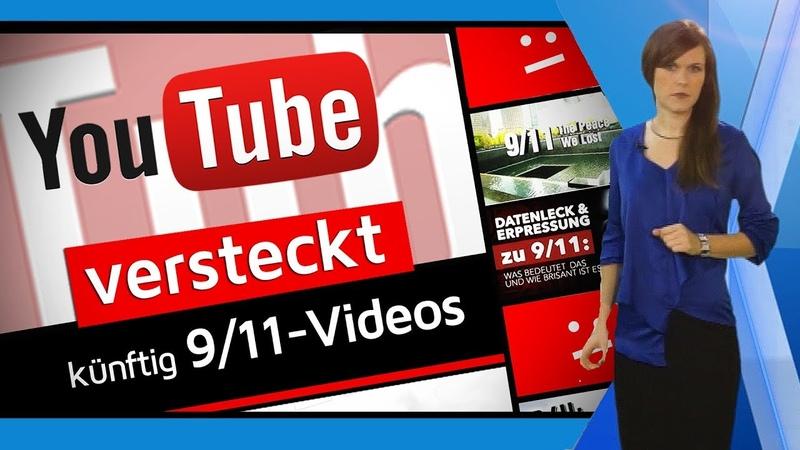 YouTube versteckt künftig 911-Videos | 03.03.2019 | www.kla.tv13952