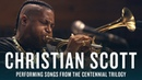 Christian Scott Performing Songs From The Centennial Trilogy JAZZ NIGHT IN AMERICA