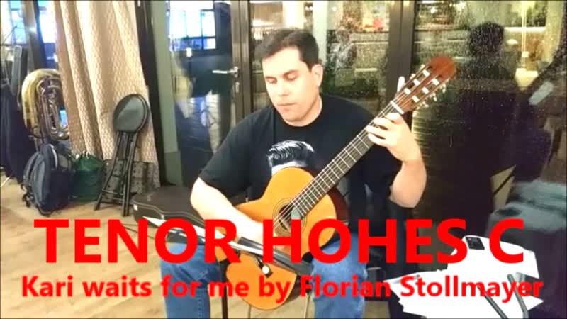 I sing the TENOR HIGH C (Ich singe das Tenor hohe C)