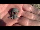 DEUS поиск монет на небитой деревне