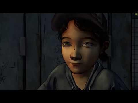 TheWalkingDeadSeason1 ReMaksGames The Walking Dead 13 Продолжаем путешествовать с Клементиной