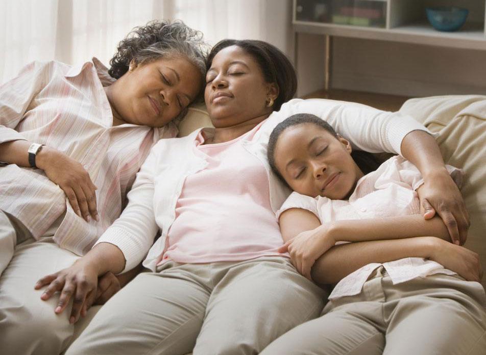 Рак молочной железы встречается чаще, чем обычно, в некоторых семьях из-за их генетического состава.