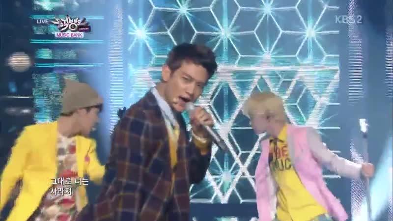 130322 SHINee - Dream Girl @ KBS Music Bank