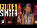 10 Y.O Sings Never Enough From The Greatest Showman on Sweden's Got Talent | Got Talent Global