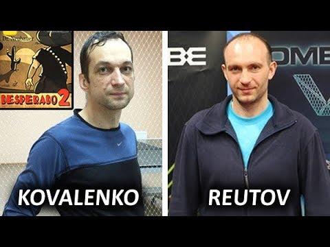 Коваленко Сергей - Реутов Михаил Kovalenko - Reutov на турнире 2019-03-25
