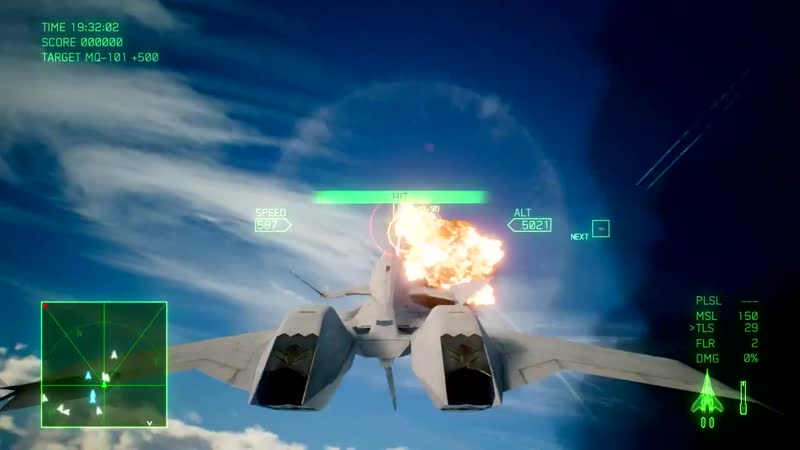 See you in the skies unknown tomorrow ACECOMBAT7 ️