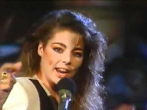 Sandra - Heaven can wait - Berolina - 1988...