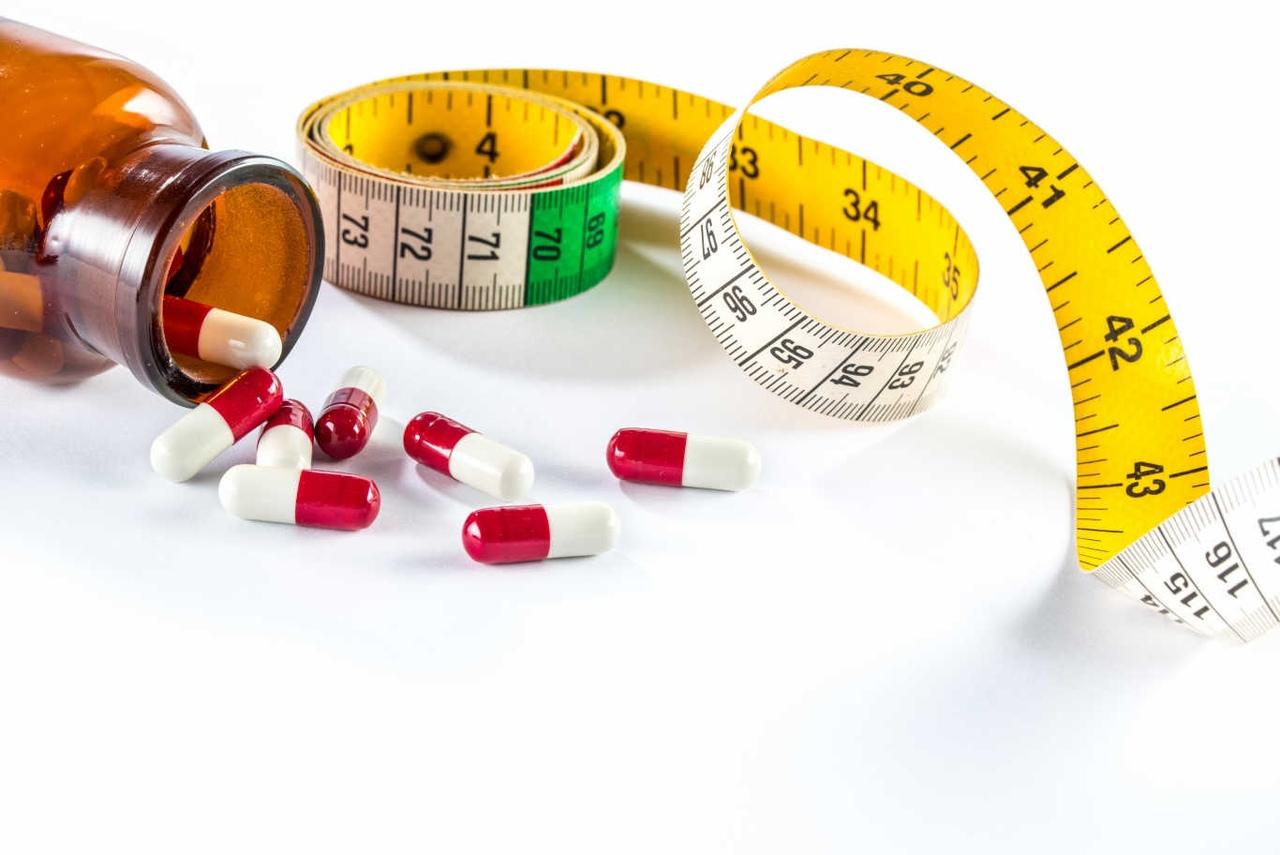 Препараты для похудения при ожирении