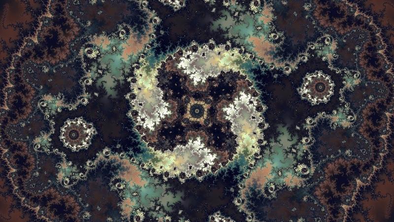 Mandelbrot Zoom 118 | Polaroid