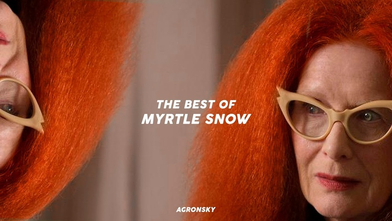 The best of myrtle snow s3 s8
