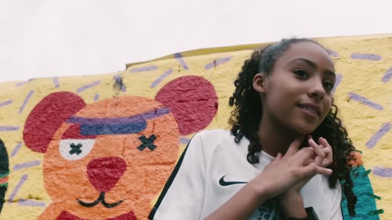 Nike | Don't Change Your Dreams Neide Santos