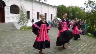Танцевальный коллектив Пластилин