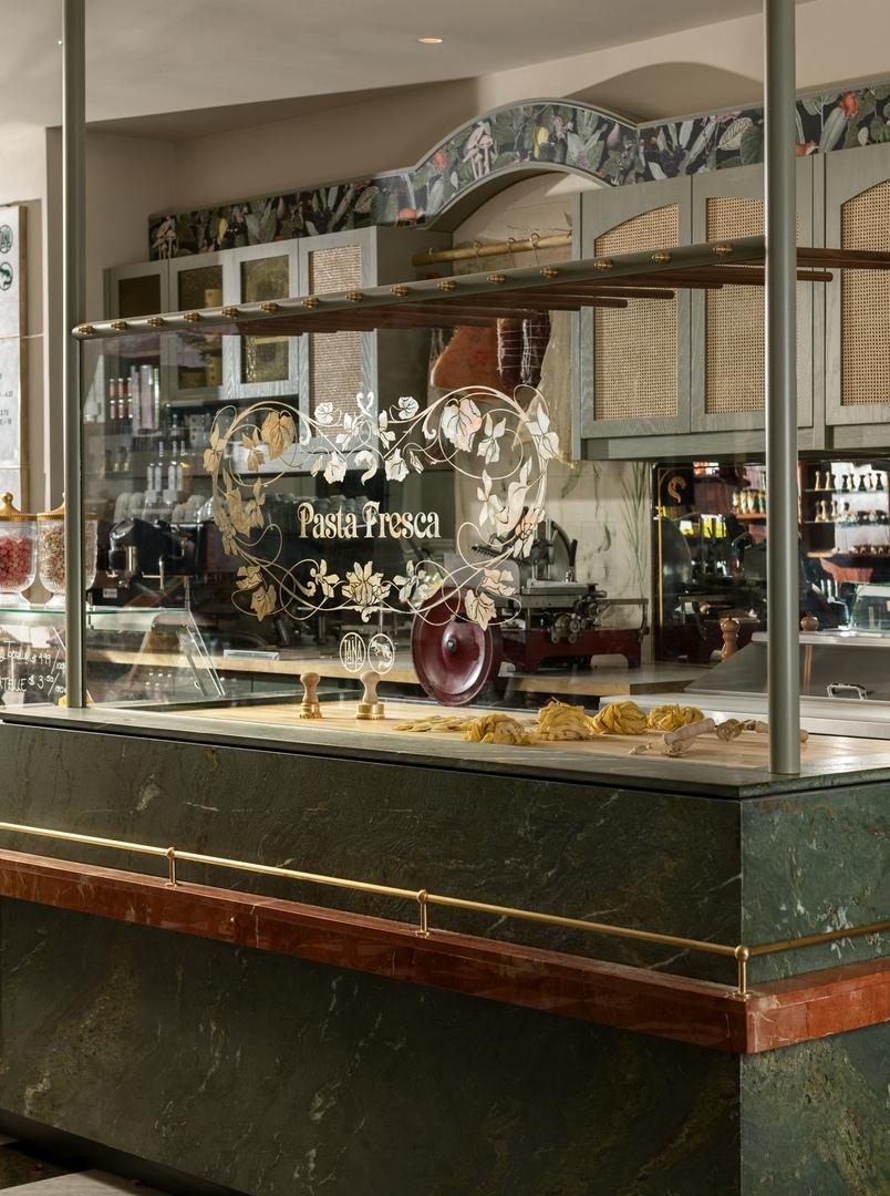 LA TANA CAFÉ IN VANCOUVER, CANADA BY STE.