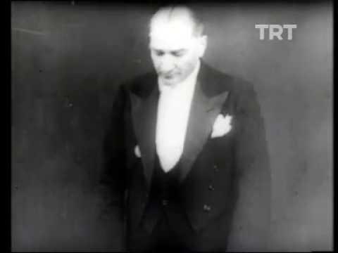 Atatürkün Türk Dış Politikası Hakkındaki Konuşması