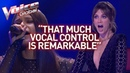 16-year-olds insanely high notes shock The Voice coaches | Journey 26