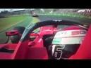 F1 2019 - GP d'Australia, il team radio di Leclerc col box Ferrari: devo rimanere dietro a Vettel?