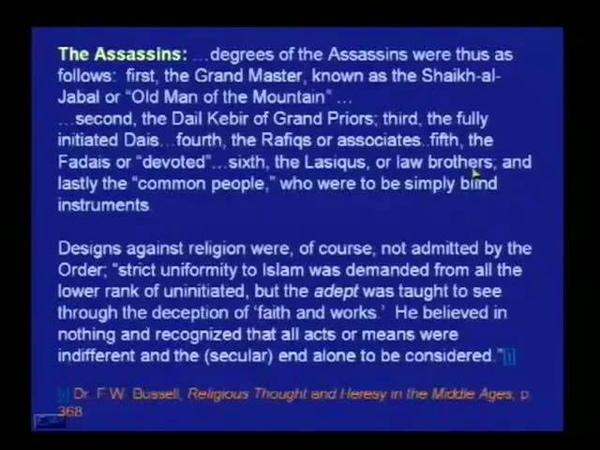 TOTALNY ATAK PROF WALTER VEITH CZ 16 ISLAMSKIE POWIĄZANIA