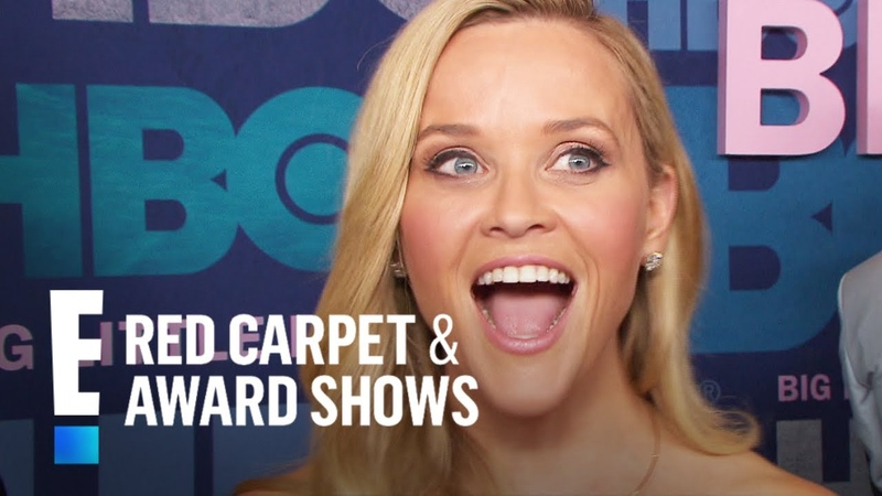 Reese Witherspoon More Big Little Lies Ladies Spill on Season 2 | E! Red Carpet Award Shows