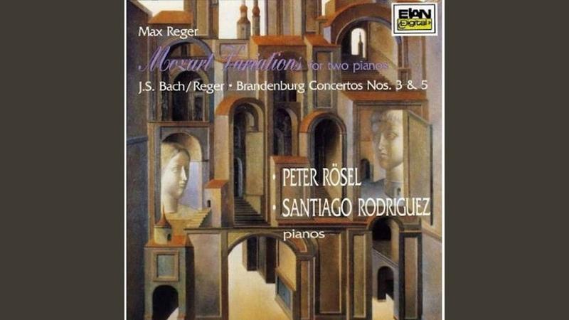 Brandenburg Concerto No. 3 in G Major, BWV 1048 III. Allegro