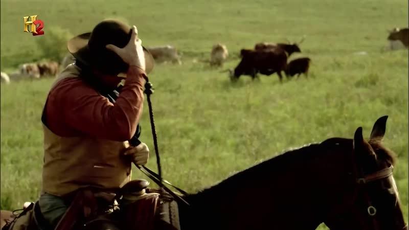 Реальный Запад Ковбои и бандиты 2 серия Настоящий Маккой The Real West Cowboys Outlaws 2009