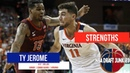 2019 NBA Draft Junkies Profile | Ty Jerome - Offensive Strengths
