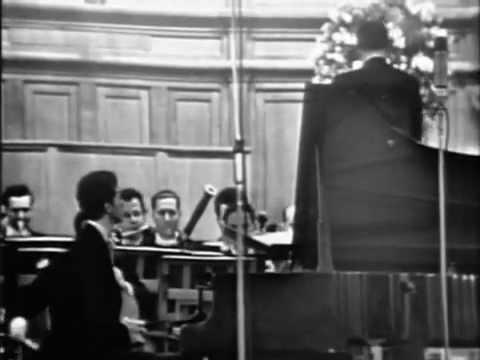 Чайковский, Концерт № 1 для фортепиано - Ван Клиберн (1)