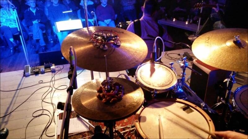 Vranje Balkan Groove in 9 8 on Drums