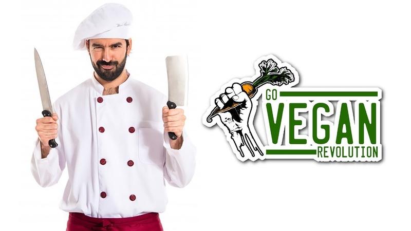 Go Vegan Revolution