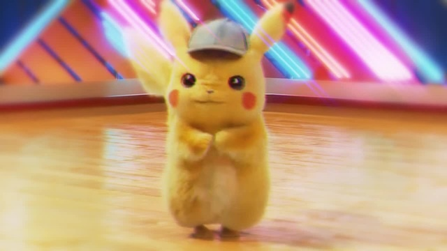 Pikachu cant touch dis
