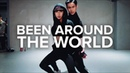 Been Around The World - August Alsina Feat. Chris Brown / Eunho Kim Mina Myoung Choreography
