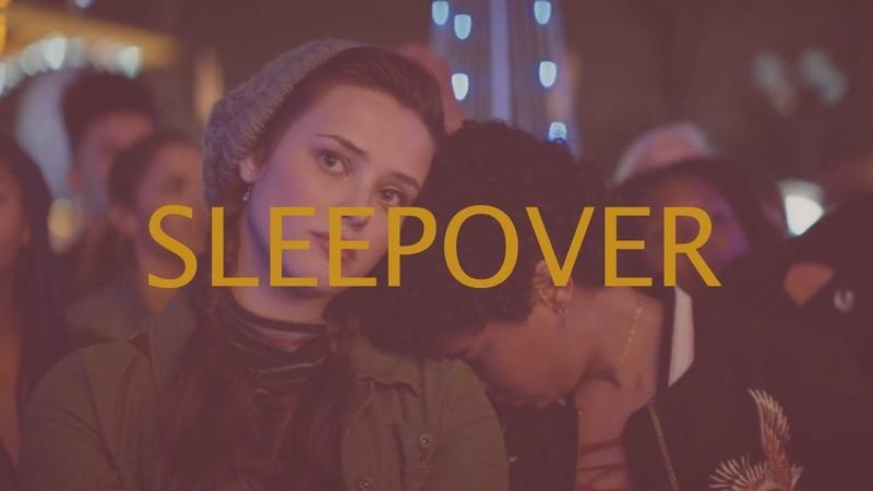 Hayley Kiyoko Sleepover Leah Abby