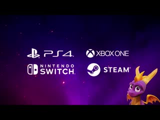 Spyro - nintendo switch and pc september 3, 2019.