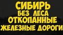Шок Сибирь без леса Железные дороги откопали Этруски и сантии Даков