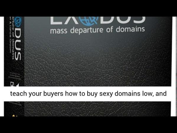 Exodus Domain Flipping Review, Bonus From Trevor Carr and Lance Groom