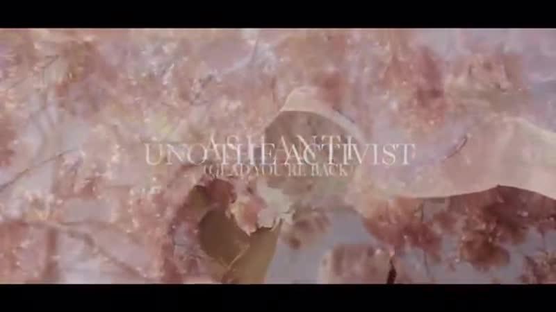 Unotheactivist - glad you're back *ashanti*