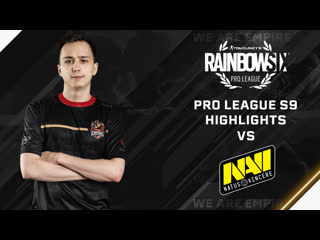 Team Empire VS Na'Vi Highlights