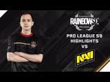 Team Empire VS Na'Vi Highlights
