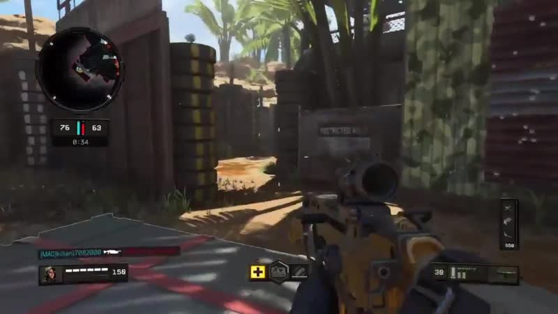 I saw my Teammate call in a care package and decide to be nice to him and re roll it if it was bad Black Ops 4